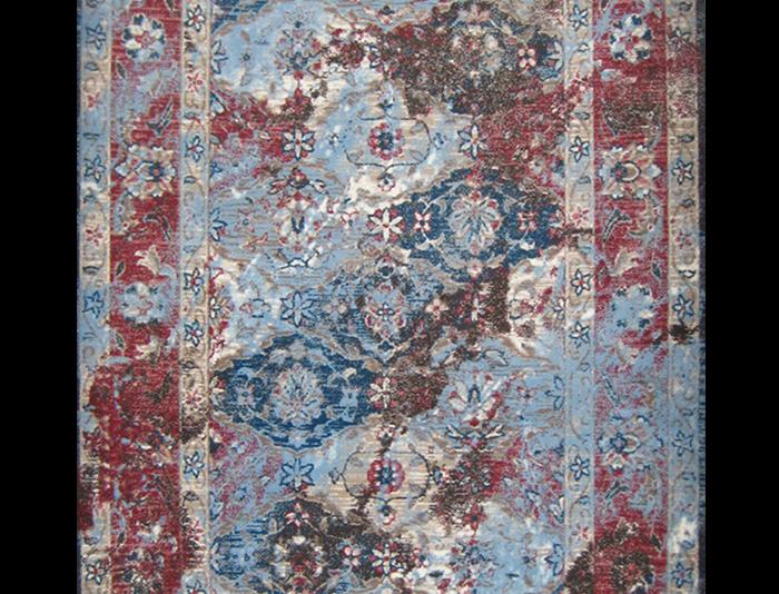 威尔顿块毯经典MDF8009
