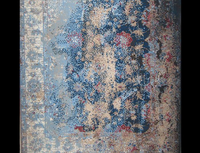 威尔顿块毯经典MDF8010